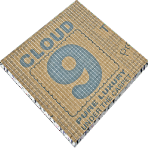 Ball & Young Cloud 9 Cirrus 9mm Foam Underlay